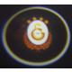 Boostzone Galatasaray Kapı Altı Işıklı Logo