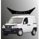 Boostzone Fiat Doblo 2008-2010 Kaput Rüzgarlığı
