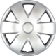 SJS Şentürk Auto Toyota Yaris 15 İnç Jant Kapak Seti 4 LüTakım