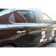 Z Tech Peugeot 301 2013 Sonrası Krom Cam Çıtası 6 Parça