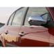 Z Tech Renault Megane 2 SEDAN 2003-2008 Krom Cam Çıtası 4 Parça
