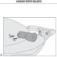 Kappa 4114kıt Kawasakı Versys 650 (15-17) Yan Çanta Taşıyıcı Bağlantı Kıtı