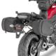 Kappa Te2122k Yamaha Mt-09 Tracer (15-16) Yan Kumaş Çanta Taşıyıcı