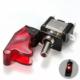 NXT Işıklı Açma Kapama Düğmesi Aç Kapa Buton NOS Düğme 12V Kırmızı