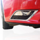 Seat Leon 32013->5F sis Farı Çerçecesi 2Prç.