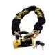 Auvray Chain Extreme Zincir Kilit 140 cm SRA Sertifikalı