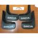 Dacia Sandero Stepway Tozluk Paçalık Çamurluk 4 Lü Set