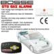 Oto Gaz Alarmı BOSSE Araç LPG Alarm Cihazı