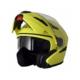 Vexo FS901 Neon Sarı Kask M