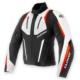 Clover Air-Blade-2 Kırmızı/Beyaz Kısa Ceket