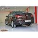 Opel Astra J Sedan ABS Difüzör (Plastik)