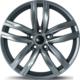 EMR 5476 17'' Volkswagen 7.5 Offset 5x112 ET45 Hyper Silver Jant