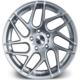 "ARCEO L961 18"" Volkswagen,Audi,Seat,Skoda 8.5R Offset 5x100 ET35 Hyper Silver Jant"