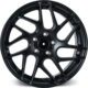 "ARCEO L967 18"" Volkswagen,Audi,Seat,Skoda 9.5R Offset 5x112 ET30 Matt Black Jant"