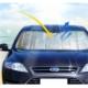 Tekreyonda Oto Araç İçi Ön Arka Yan Cam Güneşliği Metalize Güneşlik Paneli Perde