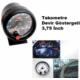 Takometre 3,75 Inc 7 renk Devir Göstergesi