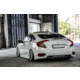 Honda Civic FC5 Difüzör 2016 2017 Model Plastik