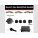 Park Sensörü Ses İkazlı Siyah 1.Sınıf Kalite Buzzer
