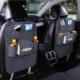 Momz Araba Koltuk Arkası Eşya Düzenleyici Seat Back Organizer Füme