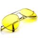 ModaCar Rayban Model Gece Sürüş ve Sis Gözlüğü Gözlük Tutucu Hediyeli 33C005