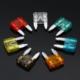 ModaCar 10'lu Araç Mini Bıçak Sigorta 840893