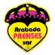 "Z tech ""Arabada Prenses Var Pleksi Sticker 14x13cm"