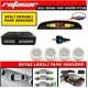 Rotacar Park Sensörü Beyaz Lensli Led Ekranlı Rt233b