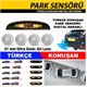 Otocontrol Park Sensörü Türkçe Konuşan Uyarı Ekranlı 38516