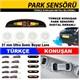 Otocontrol Park Sensör Türkçe Konuşan Ekranlı Beyaz Rt231V 38517