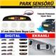 Otocontrol Park Sensör Beyaz Lens Ekranlı RT 233B 38529