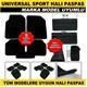 Otocontrol Sport Universal Halı Paspas Siyah Her Araca Uygun 40014