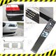 AutoCet 4 lü Siyah Taşlı Universal Tampon Koruyucu 3419a