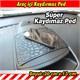 AutoCet SİYAH Araç içi Kaydırmaz Ped 3450a
