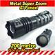 AutoCet Süper SMD LED Fener 200 Metre Görüş Mesafesi
