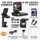 HD DVR Taşınabilir Araç Kamerası 2.5'' TFT LCD + 8 GB Hafıza Kartı
