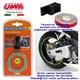Lampa Beyaz Jant Fosforlu Sticker Adaptörlü 90043