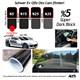 Schwer Cam Filmi 50 Cm x 6 Metre %5 Süper Dark Black ( 3 m2) Çekme Aparatlı
