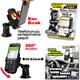 Automix Mafsallı Telefon Tutucu Süper Vantuzlu
