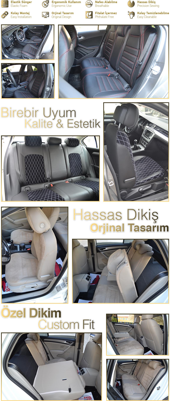 Otom Opel Astra G 1998 2009 Pasific Design Araca Ozel Deri Fiyati