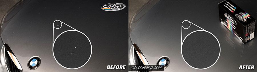 Color N Drive ile Öncesi ve Sonrası