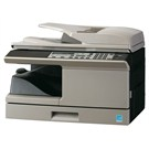Sharp AL2051 Dijital Fotokopi Makinesi 20 Sf./Dk. (A4) Duplex Baskı + RSPF + PCL Network Printer + Renkli Network Scanner