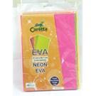 Caretta Eva Neon Karışık Renk 10' Lu