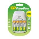 GP Powerbank Pil Şarj Cihazı GP2700 Şarjlı AA Kalem Pil Hediyeli