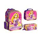 Disney Rapunzel 3'lü Okul Seti 29x37x15