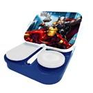 Avengers Assemble Kare Beslenme Kabı