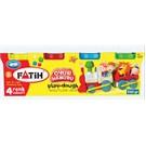 Fatih 4 Renk Oyun Hamuru (4*130=520gr)