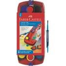 Faber-Castell Değiştirilebilir Tablet Suluboya 24 Renk (5292125029)