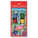 Faber-Castell Redline Suluboya 12 Renk Küçük Boy (5292125011)
