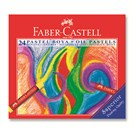 Faber-Castell Lüks Pastel Boya 24 Renk (5281125224)