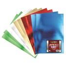 Nova Color Nc-360 Aynalı Kağıt 20x30 cm 10 Renk Karışık Set